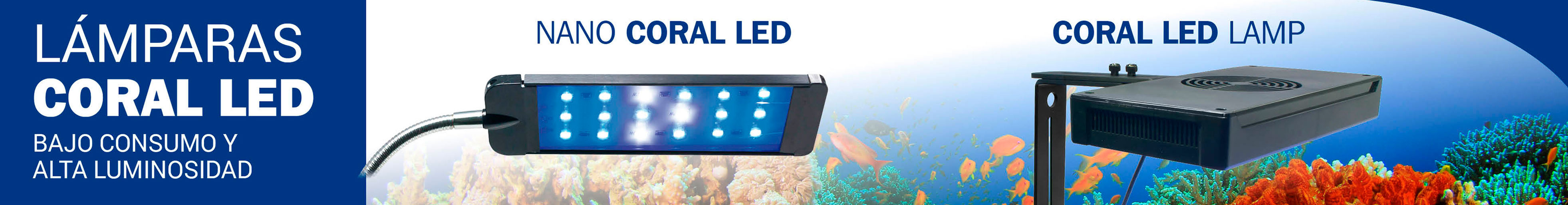 CORAL LED
